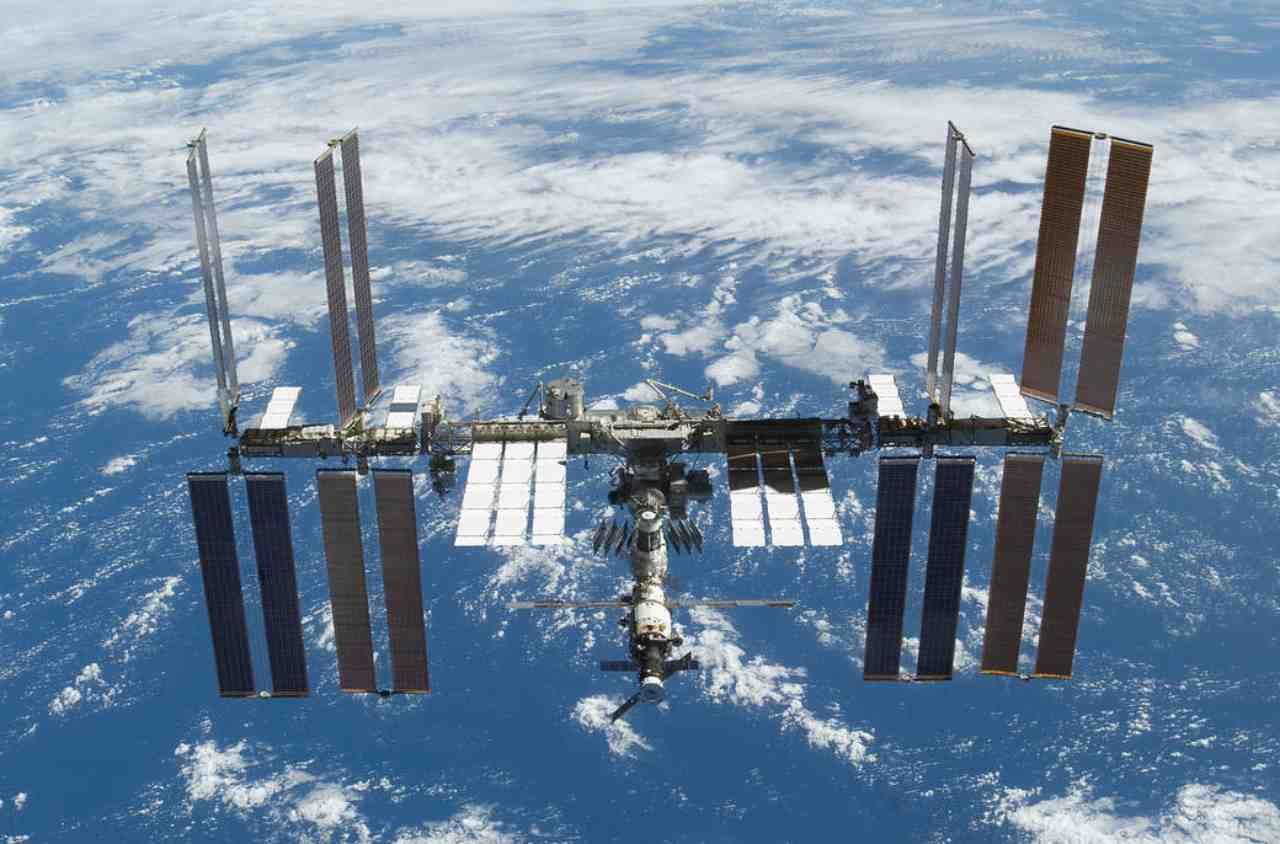 Passeggiata Spaziale la ISS