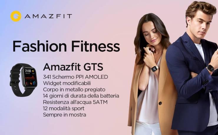 Amazfit (Foto ufficiale Amazfit.com)