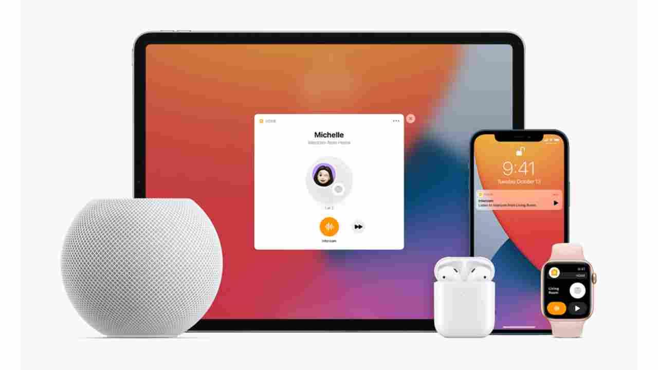 Ecosistema Apple con HomePod Mini