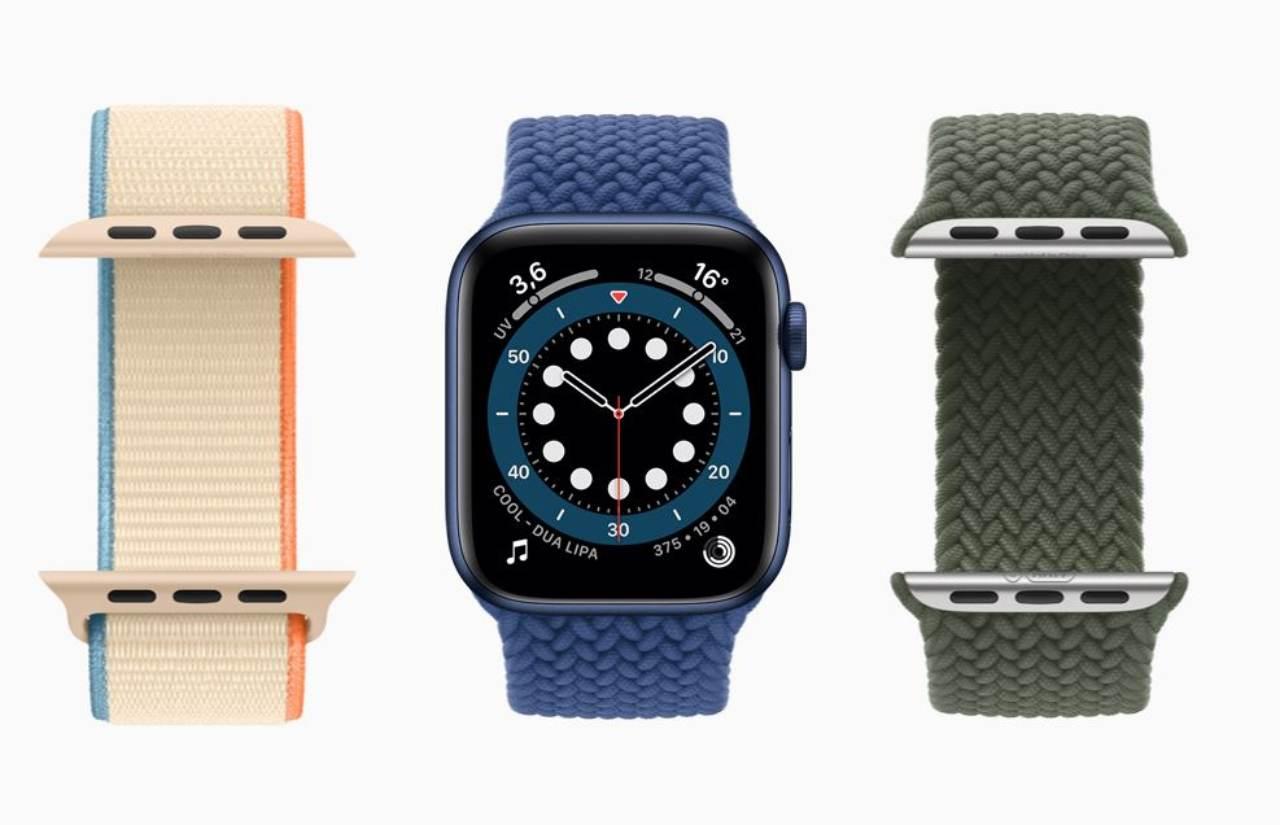 Apple Watch (Foto Apple)