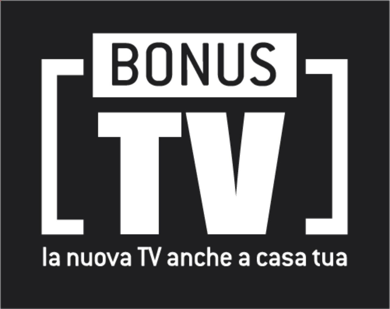 Bonus tv, il logo