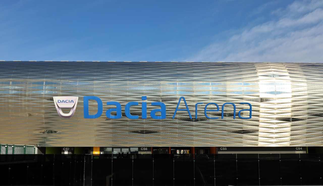Dacia Arena, lo stadio di proprietà dell'Udinese (Adobe Stock)