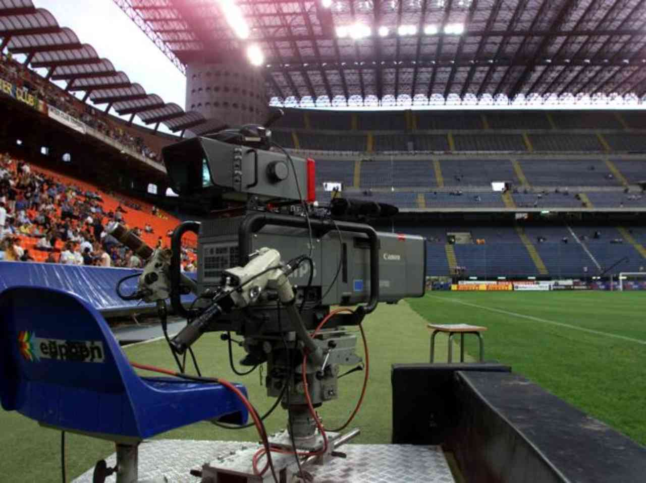 Diritti tv Serie A (Foto Corriere)