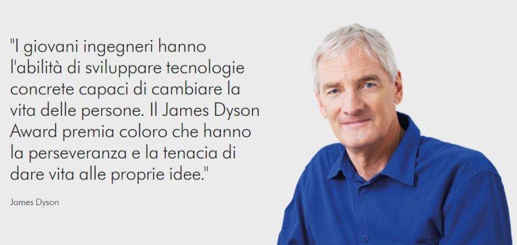 James Dyson Award (Foto sito ufficiale)