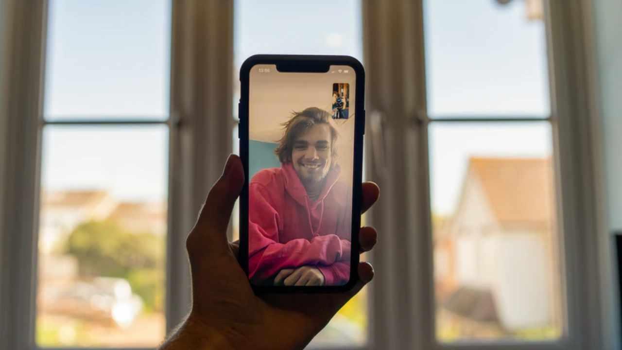 Facetime e videochiamate