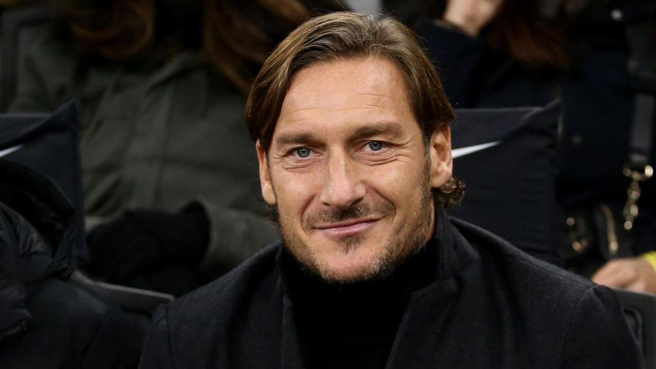Francesco Totti (Foto Eurosport)