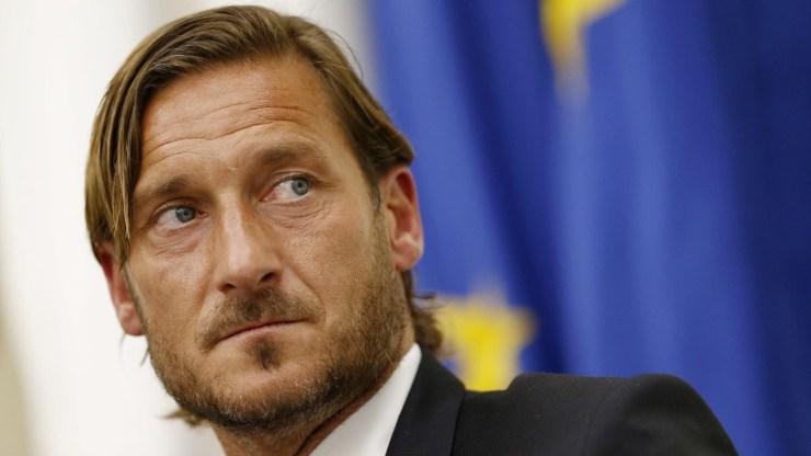 Francesco Totti (Foto presa da Eurosport.it)