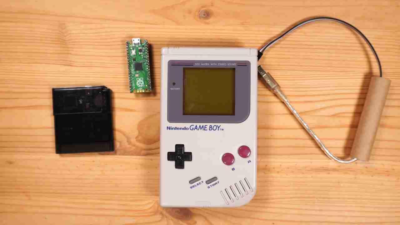 Mining e Nintendo GameBoy