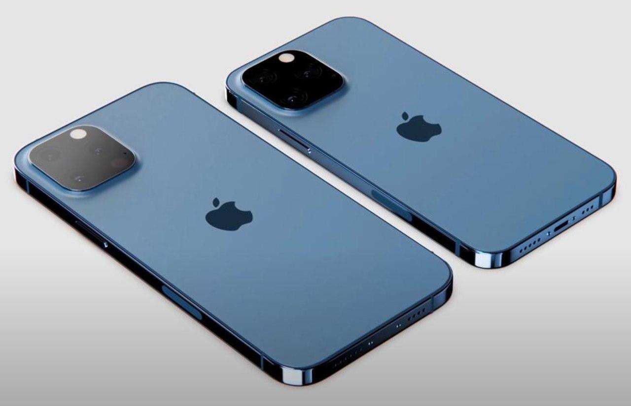 iPhone 13 con storage da 1Tb? (Foto Forbes)