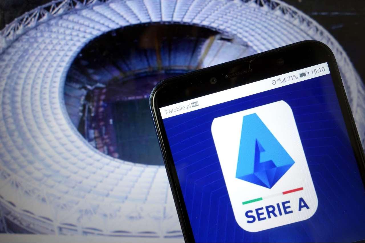 diritti tv, Serie A su DAZN