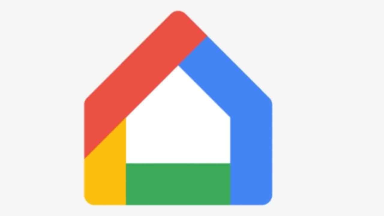 Logo Google Home