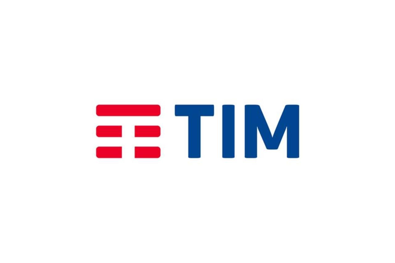 Tim, il logo ufficiale