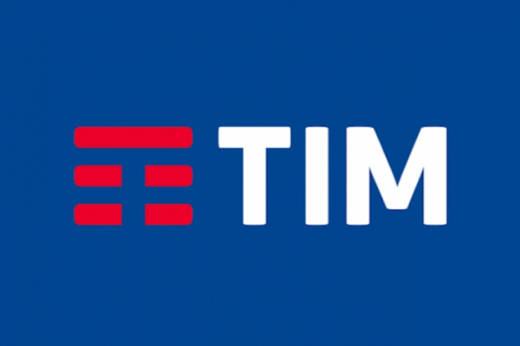 Tim, il logo