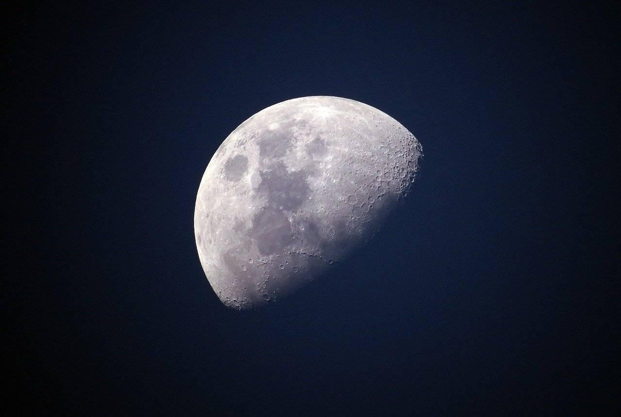 Campioni di sperma sulla Luna