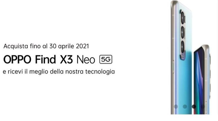 Oppo Find X3 (Foto Oppo.com)