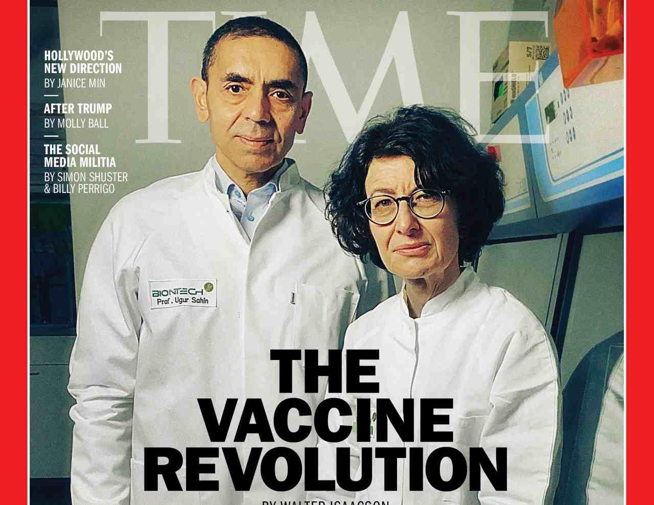 Vaccini contro il cancro in arrivo (Foto Time)