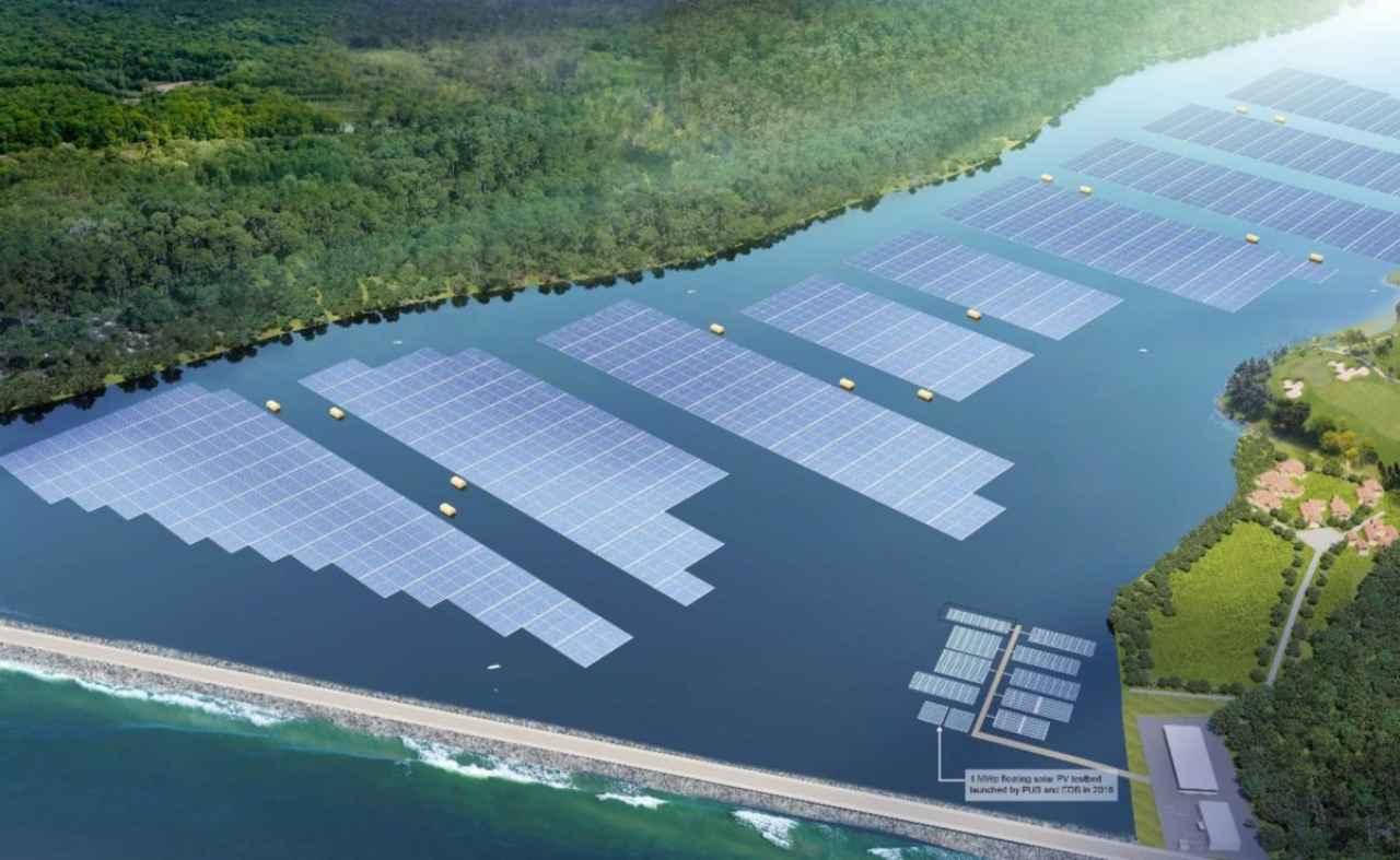 Pannelli solari a Singapore (Foto pv-magazine)