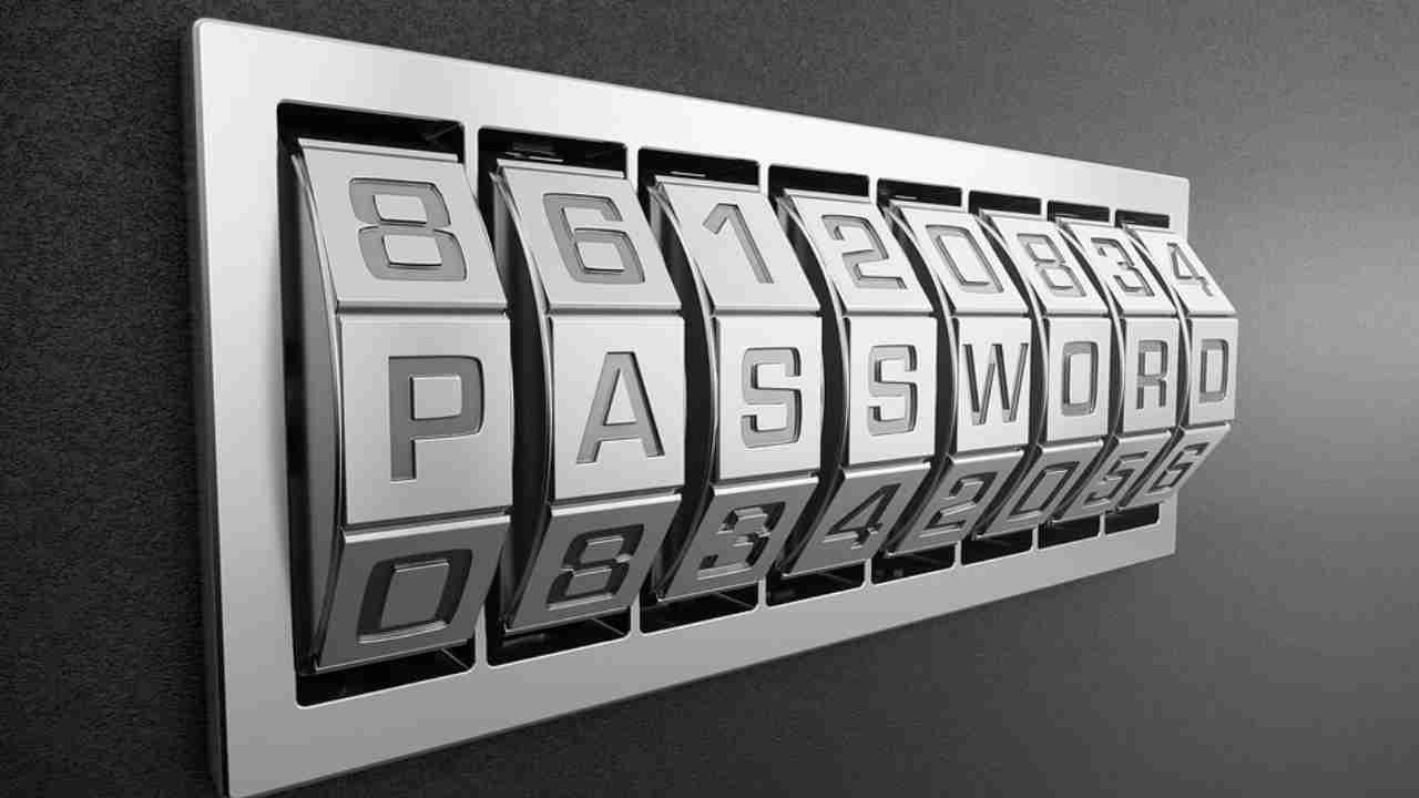 Password e 2FA
