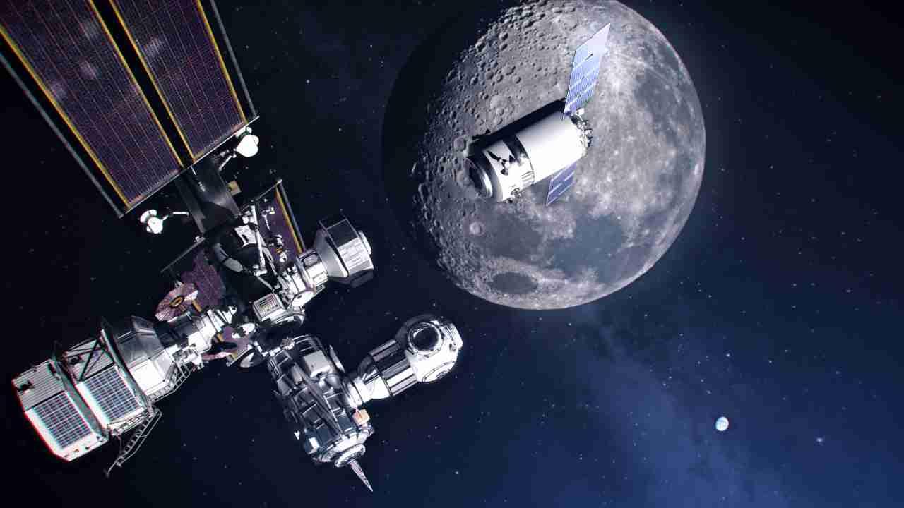 Lunar Gateway e SpaceX