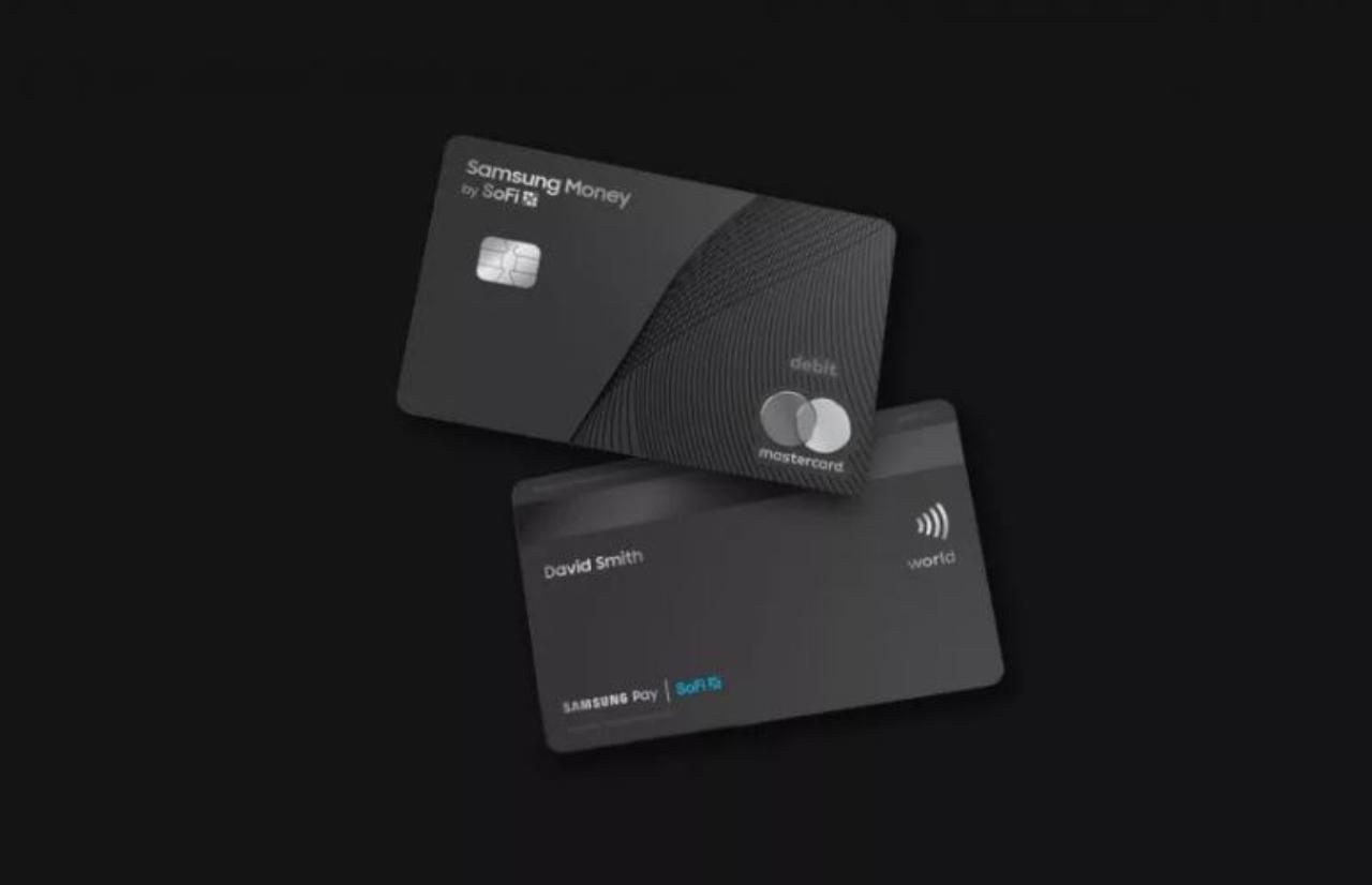 Samsung e Mastercard, pronta carta di credito (Foto ufficiale Samsung)