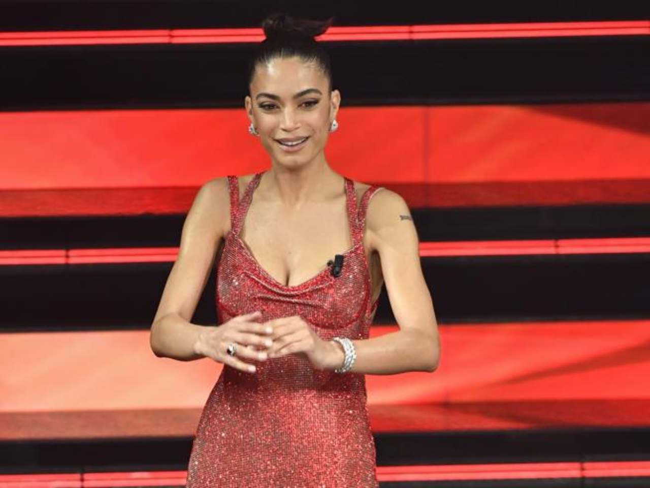 Sanremo 2021 quarta serata (Foto Corriere.it)