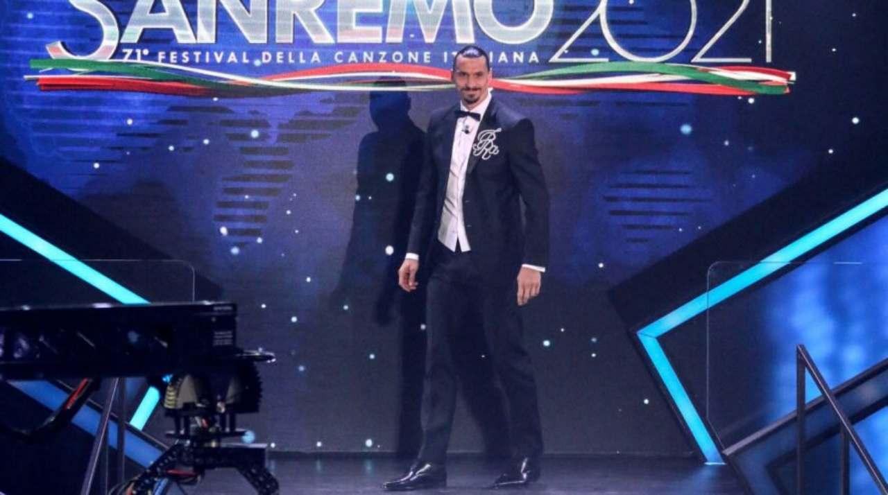 Sanremo 2021, seconda serata (Foto Sorrisi.com)