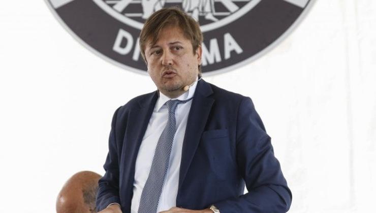 Il viceministro Sileri (Foto Repubblica)