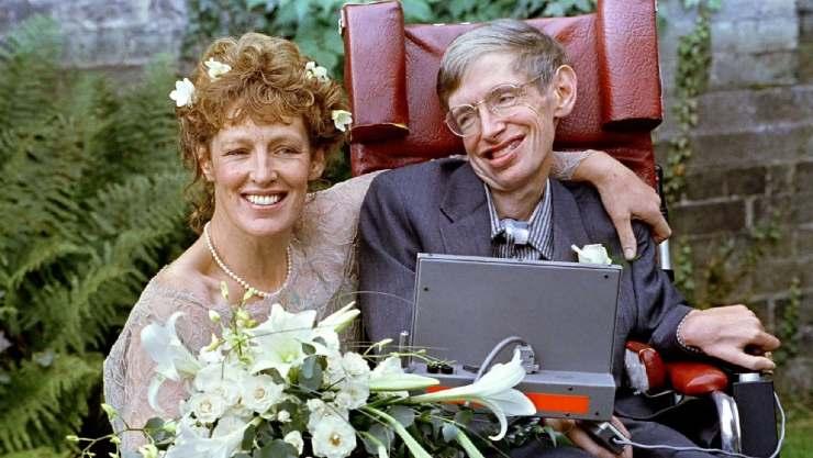 Stephen Hawking (Foto Repubblica)