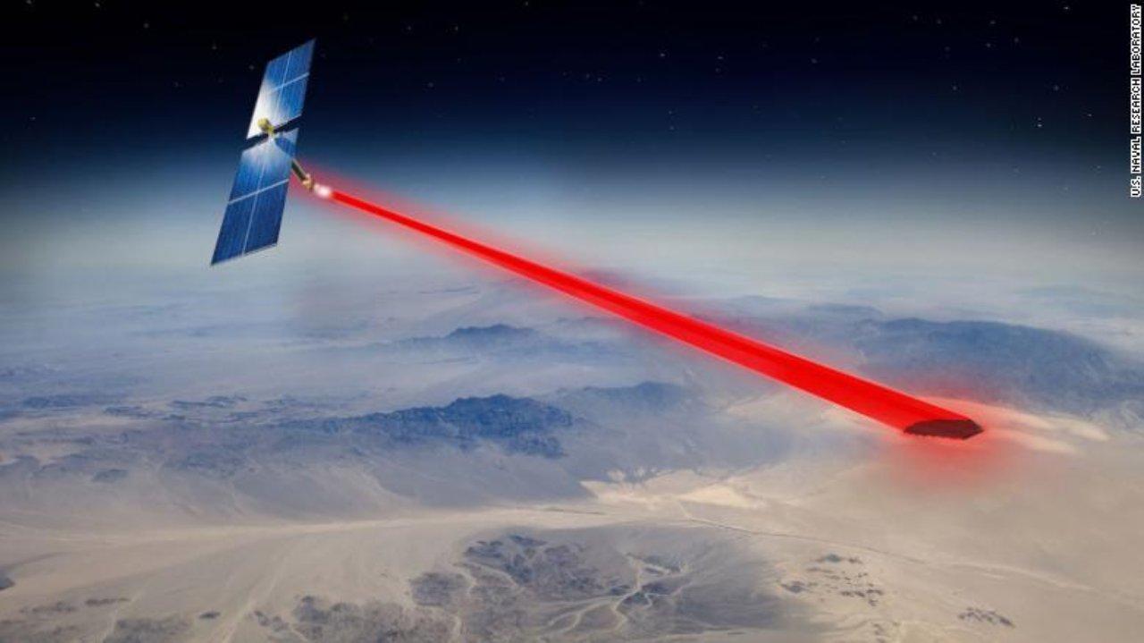 Pannelli solari in orbita, un concept