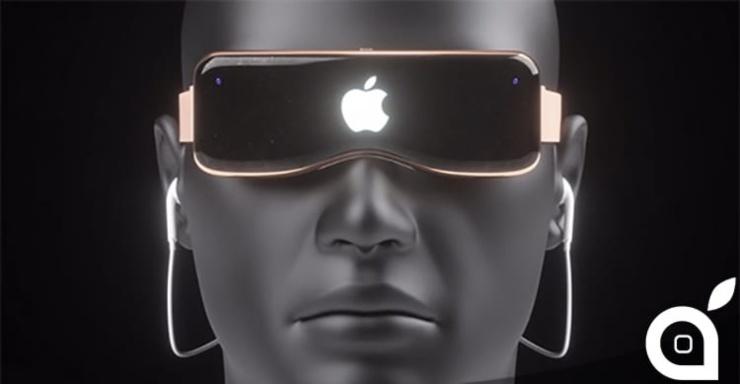 Visore VR Apple (Foto Ispazio)