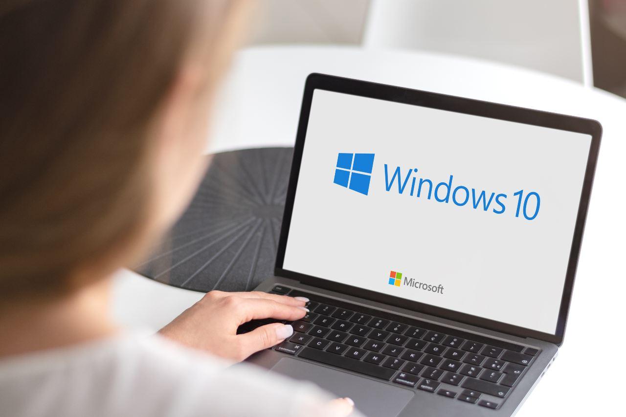 Microsoft, Windows 10: la nuova versione (Adobe Stock)