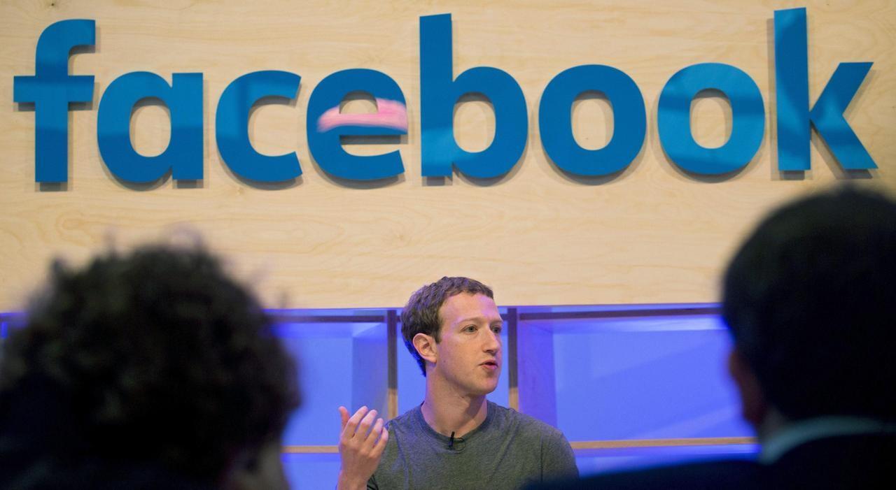 Zuckerberg (Foto LaStampa)