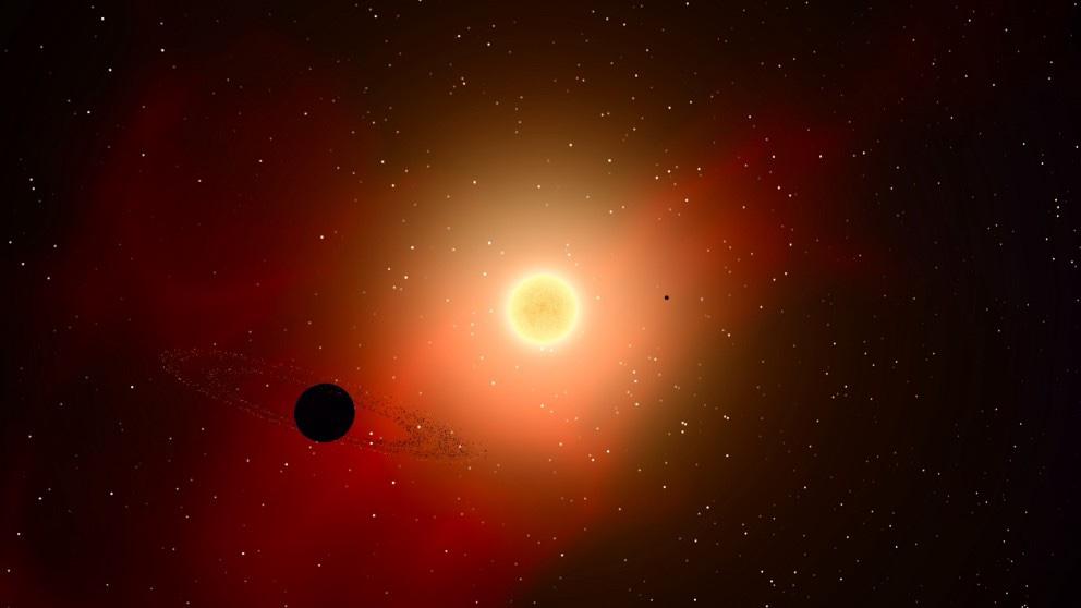 Proxima Centauri esplode