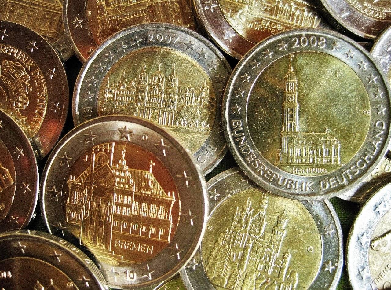 Moneta 2 euro molto rara