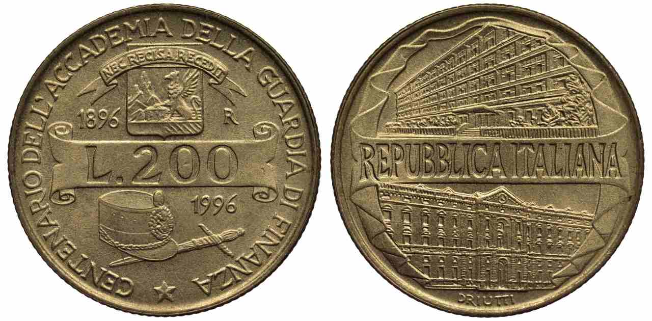 200 lire (Adobe Stock)