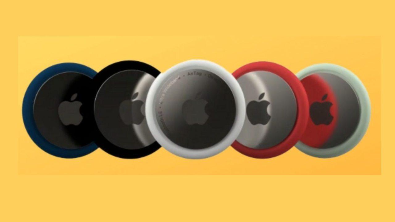 Nuovi Apple AirTags