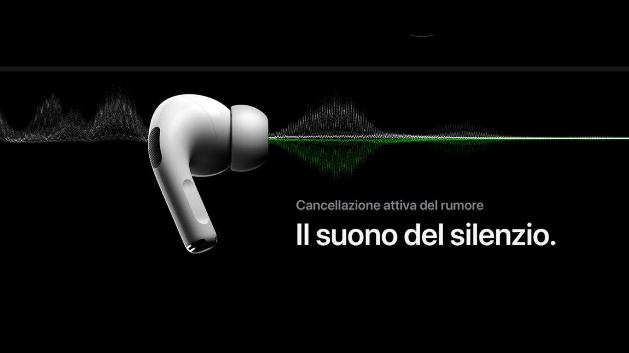 Elimina i rumori esterni