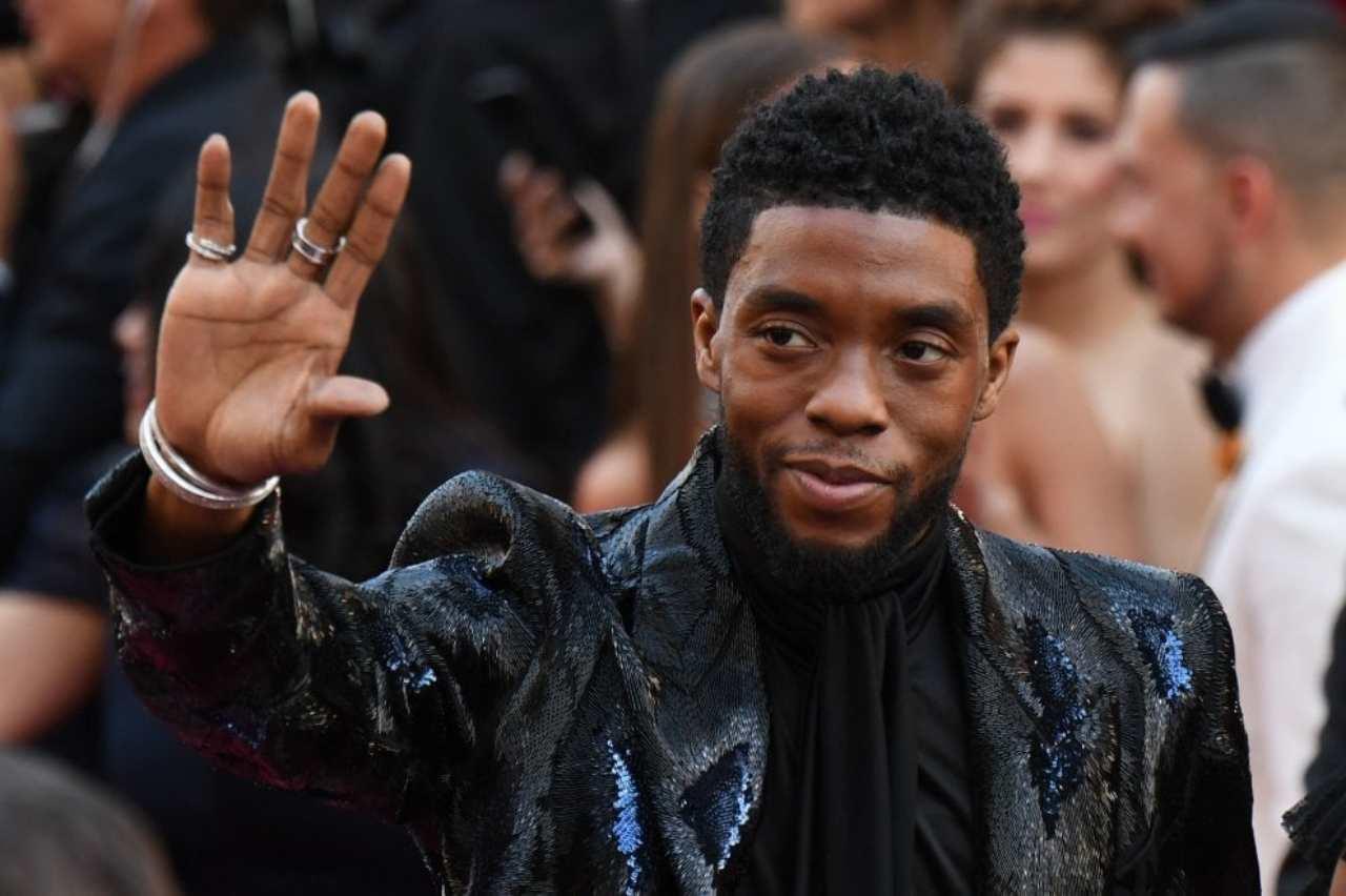 Chadwick Boseman, niente Oscar (Foto Repubblica)