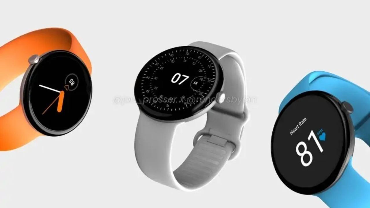 Modelli Pixel Watch