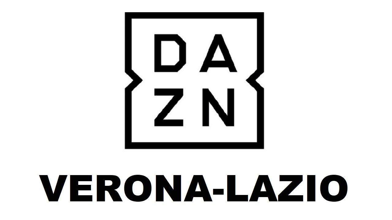 Partita Verona-Lazio su DAZN