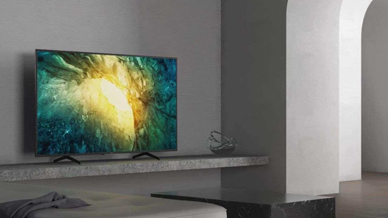 Modello TV Sony