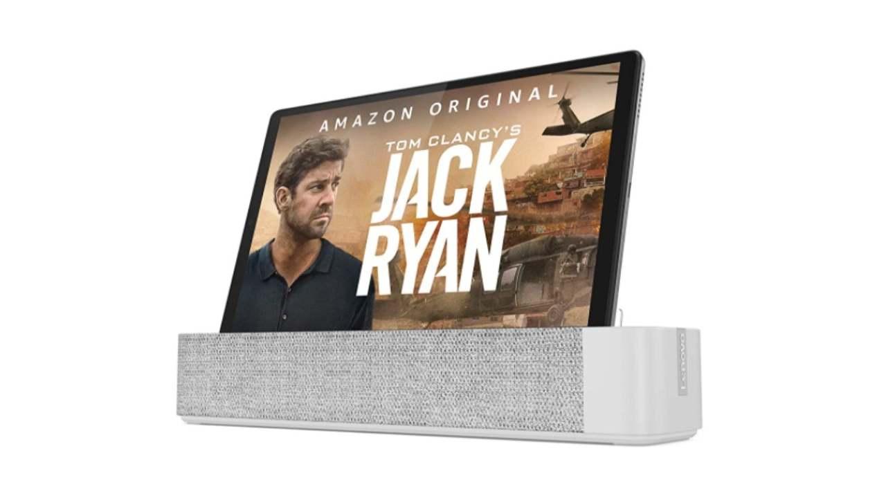 Film e video su tablet