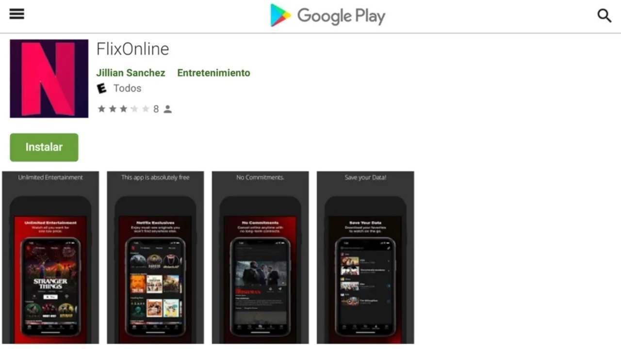 App FlixOnline