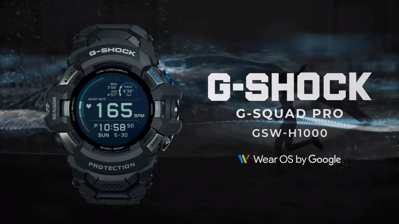 Nuovo smartwatch Casio