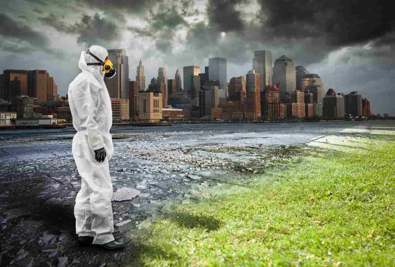 Inquinamento (Adobe Stock)