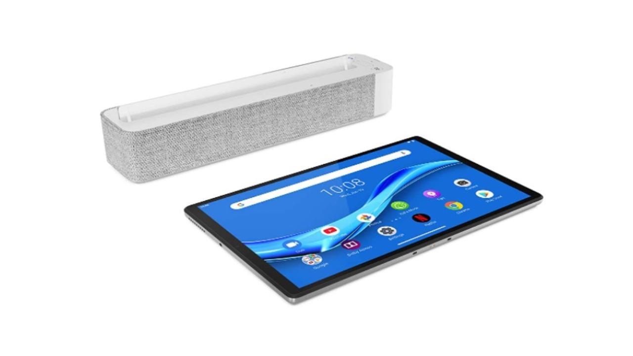 Tablet e docking station