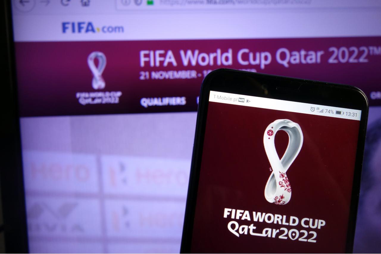 Mondiali del Qatar 2022, il logo (Adobe Stock)