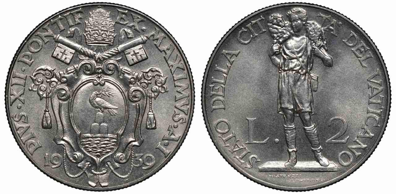 Moneta da 2 lire (Adobe Stock)