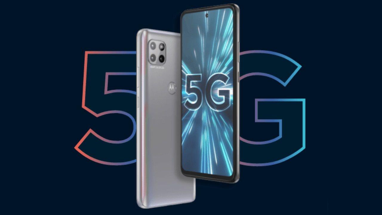 Nuovo Moto g 5G