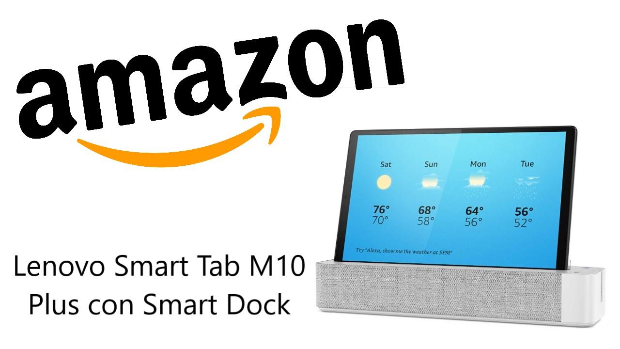 Sconto Amazon Smart Tab